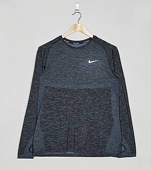 Nike Dri-FIT Knit Long Sleeved T-Shirt