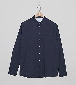 LIBERTINE-LIBERTINE Hunter Long-Sleeved Melange Shirt
