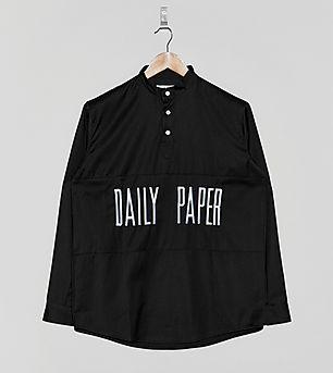 Daily Paper Script Logo Panel Shirt