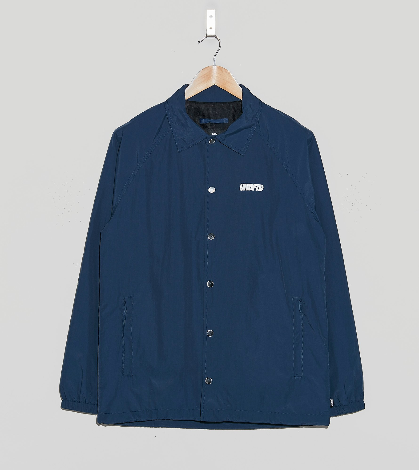 Undefeated Vented Coach Jacket