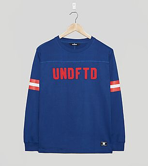 Undefeated Long-Sleeved Down Jersey