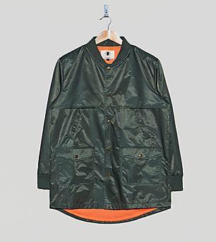 Daily Paper Long Varsity Jacket