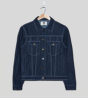 Daily Paper Shield Denim Jacket