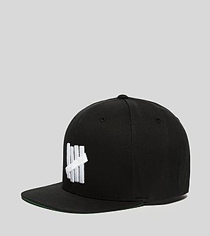Undefeated 5 Stripe Snapback Cap