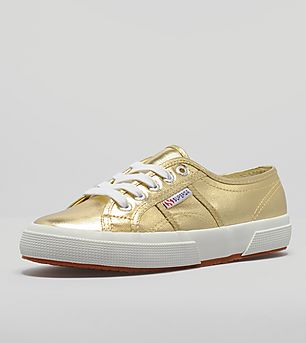 SUPERGA 2750 Cotu Metallic Women's