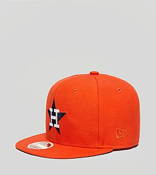 New Era Heritage Series 1980 Houston Astros Fitted Cap