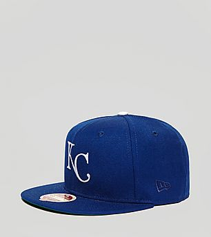 New Era Heritage Series 1980 Kansas City Royals Fitted Cap