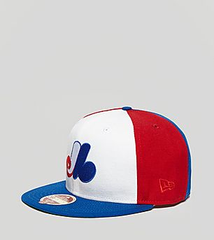 New Era Heritage Series 1980 Montreal Expos Fitted Cap