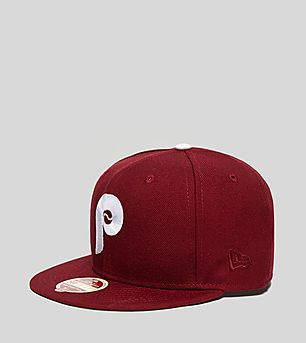 New Era Heritage Series 1980 Phillies Fitted Cap