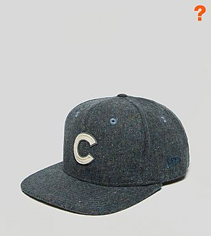 New Era Vintage Wool Snapback Cap- size? Exclusive