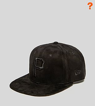 New Era Premium Suede Snapback Cap - size? Exclusive