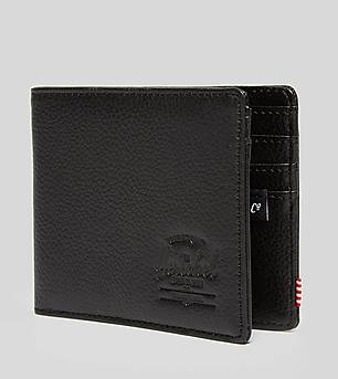 Herschel Supply Co Hank Leather Wallet