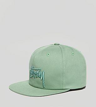 Stussy Stock Pigment Snapback Cap