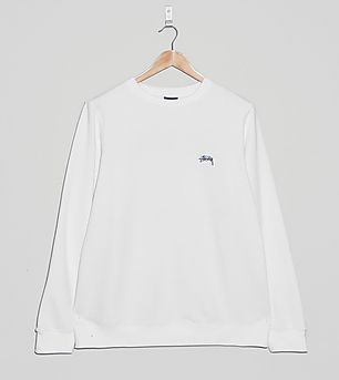 Stussy Back Arch Crew Sweatshirt