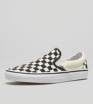 Vans Classic Checkerboard Slip-On Women's