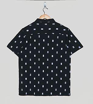 Stussy Short-Sleeved Tribal Shirt