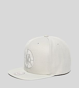 Mitchell & Ness Ballistic Los Angeles Clippers Snapback Cap