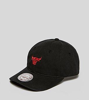 Mitchell & Ness Chucker Chicago Bulls Strapback Cap