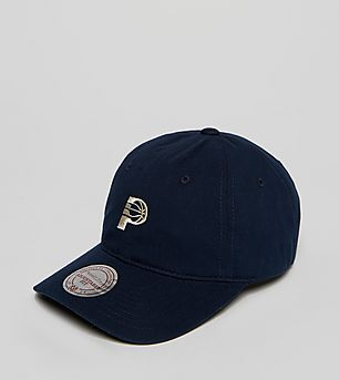 Mitchell & Ness Chucker Indiana Pacers Strapback Cap