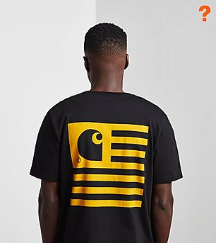 Carhartt WIP State T-Shirt - size? Exclusive