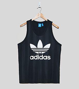 adidas Originals Trefoil Poly Vest