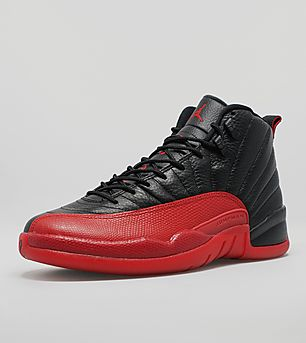 Jordan Air Retro 12 'Flu Game'
