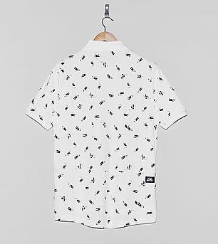 Nike SB x Geoff McFetridge Printed Polo Shirt