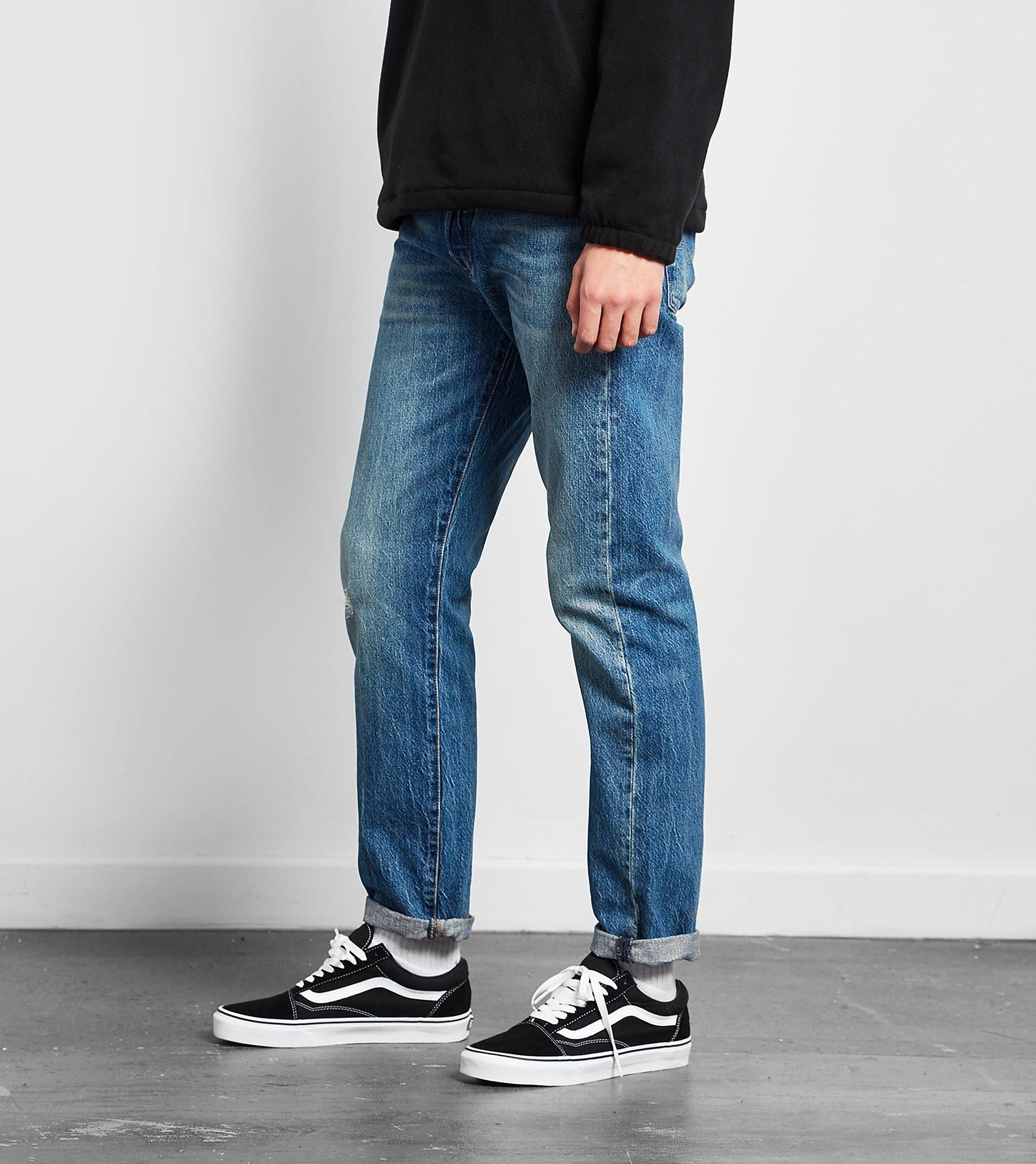Levis 501 Tapered Spirit Jeans