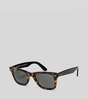 Ray-Ban Original Wayfarer Classic Green G-15 Sunglasses