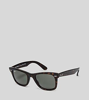 Ray-Ban Original Wayfarer Fleck G-15 Sunglasses