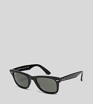 Ray-Ban Original Wayfarer Classic Black G-15 Sunglasses
