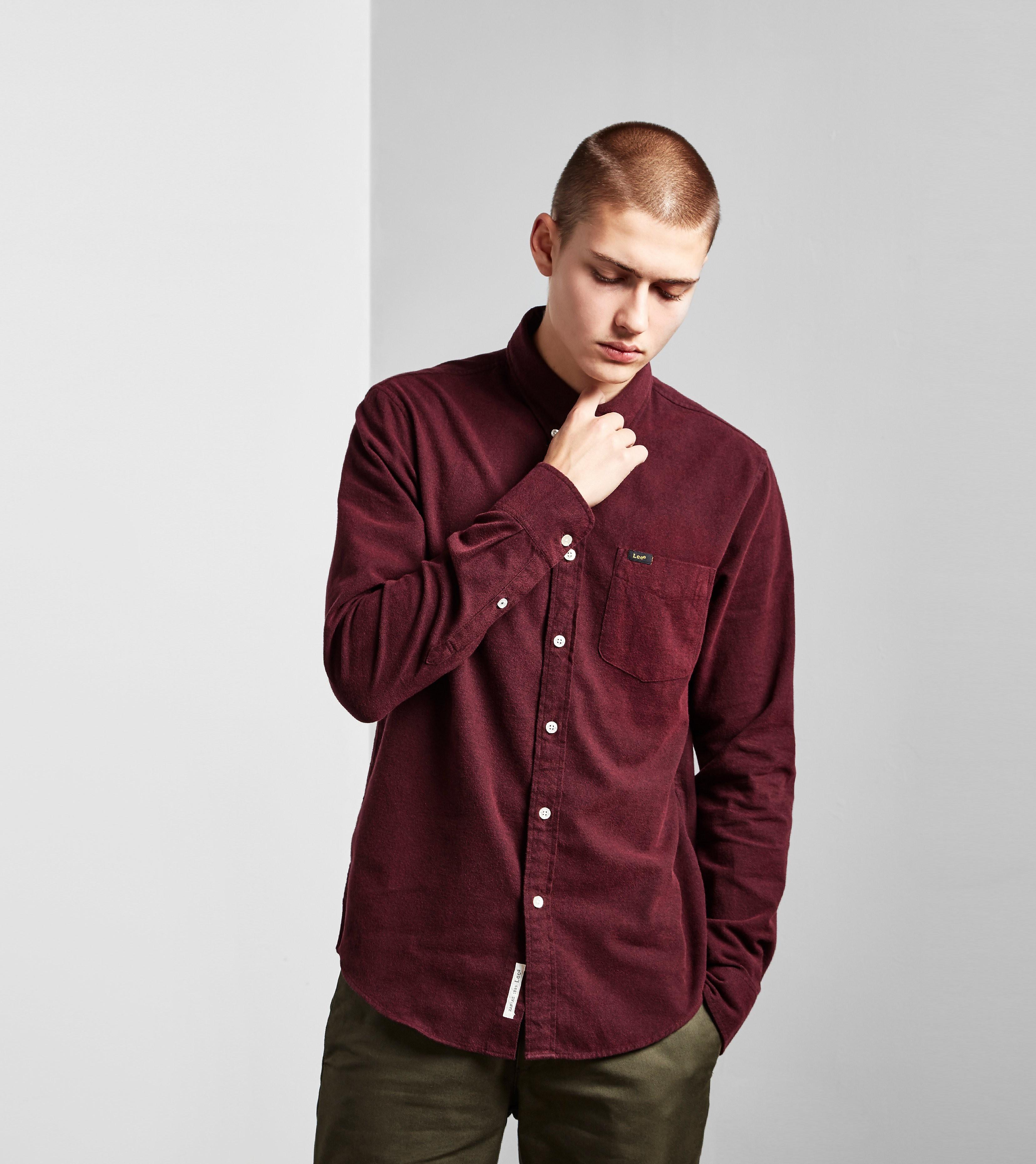 Lee Brushed Oxford Shirt