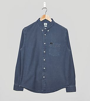 Lee Button Down Oxford Shirt