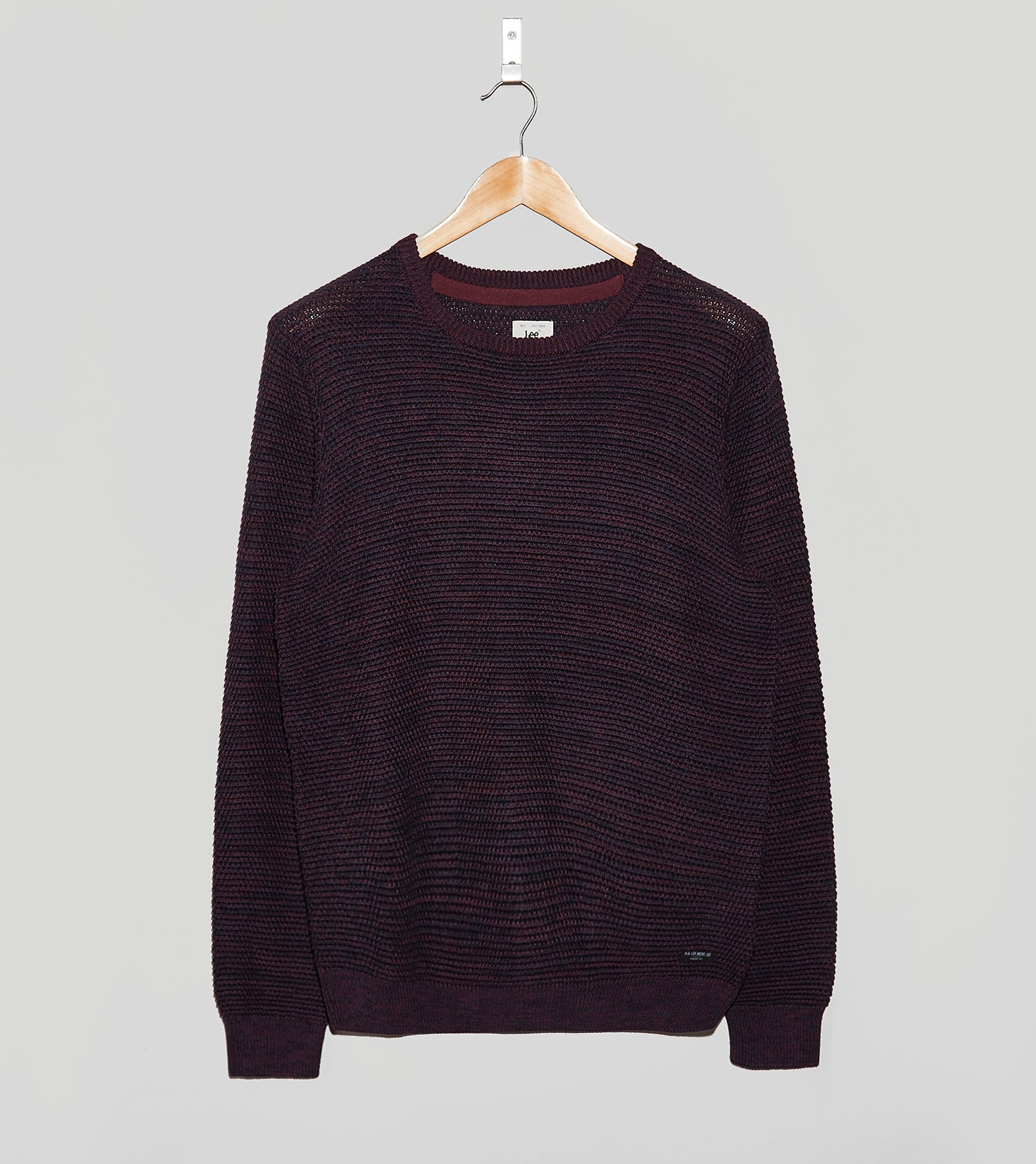 Lee Winter Crew Wool Jumper