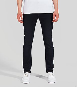 Lee Malone Skinny Jeans 'Raven Blue'
