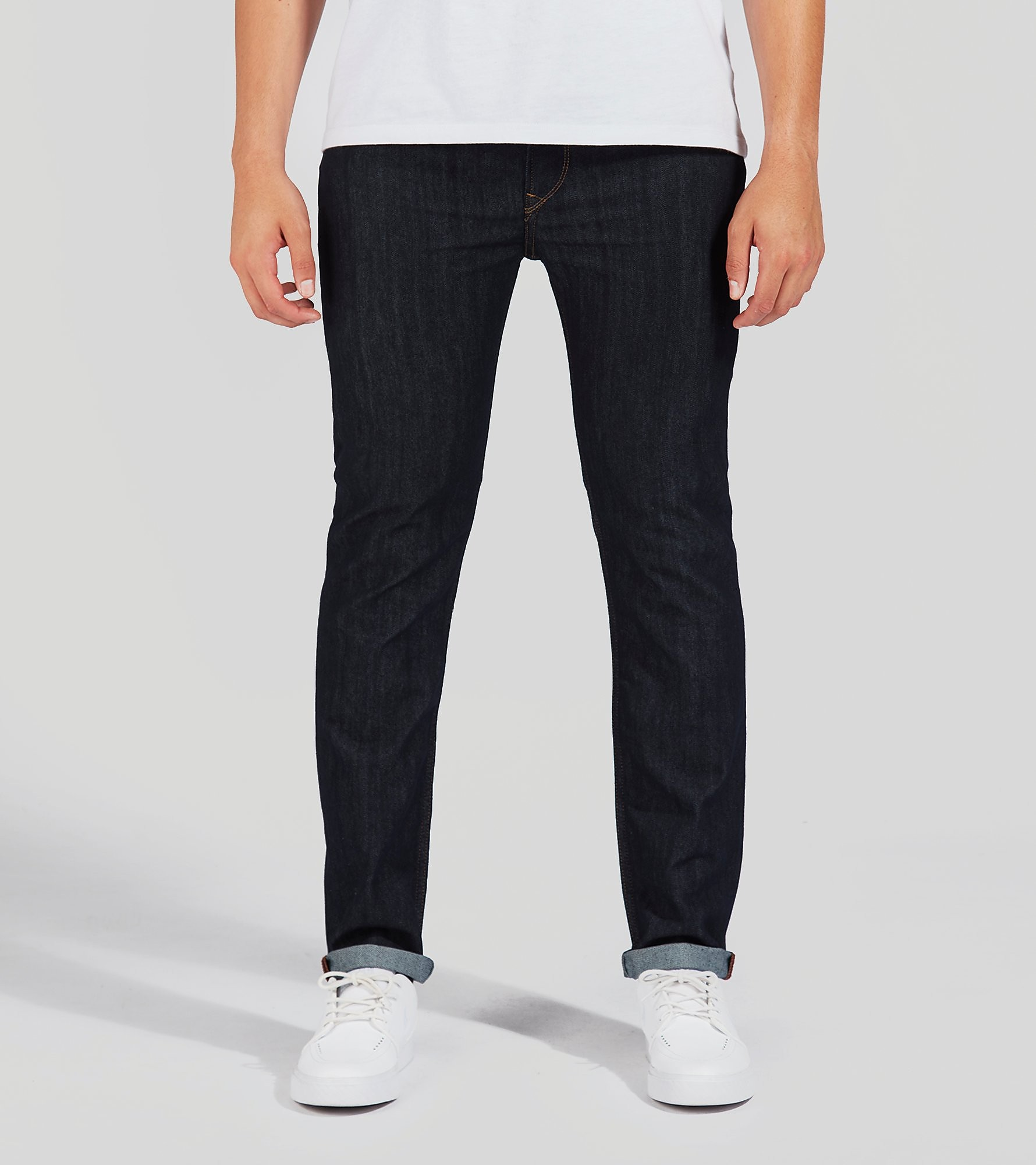 Lee Rider Regular Waist Slim Leg Jeans 'Rinse'