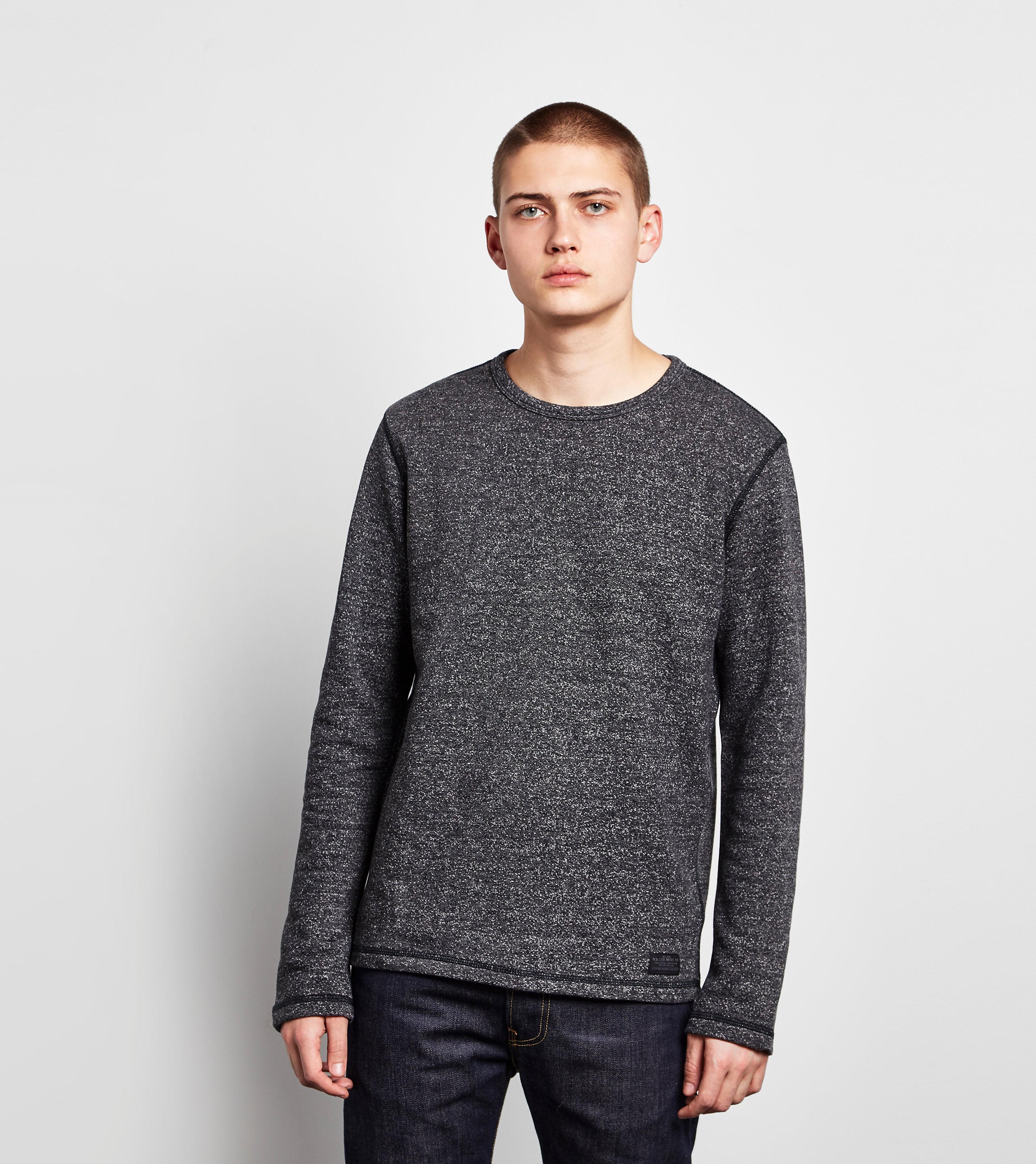 Lee Long-Sleeved Marl T-Shirt