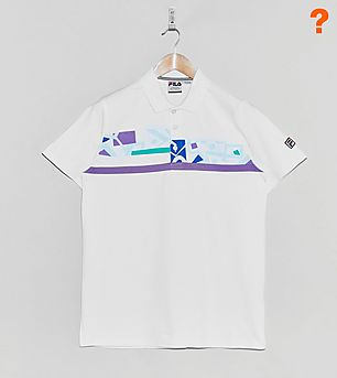 Fila Slam Polo Shirt - size? Exclusive