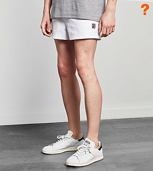 Fila Block Shorts - size? Exclusive