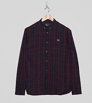 Fred Perry Tartan Plaid Shirt