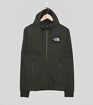 The North Face Fine Zip Track Top