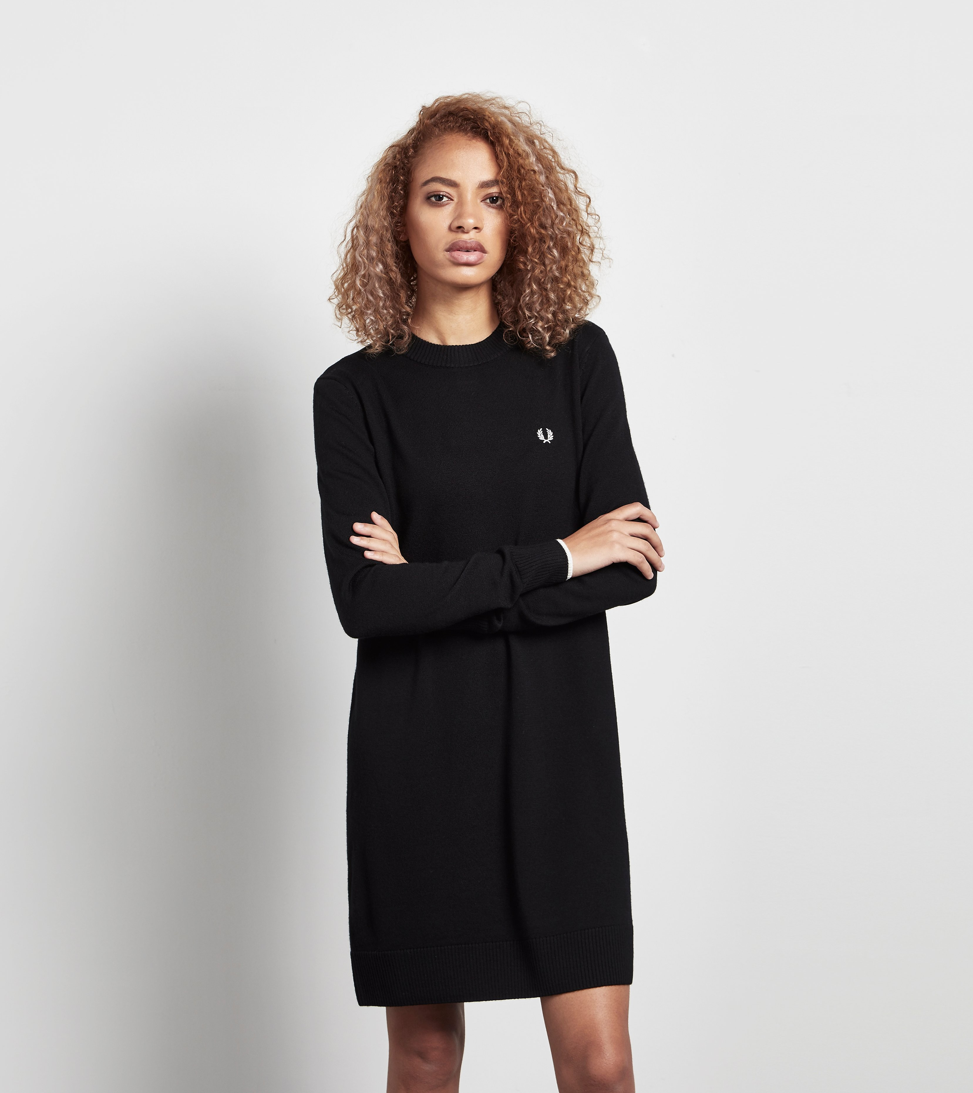 Fred Perry Knitted Dress