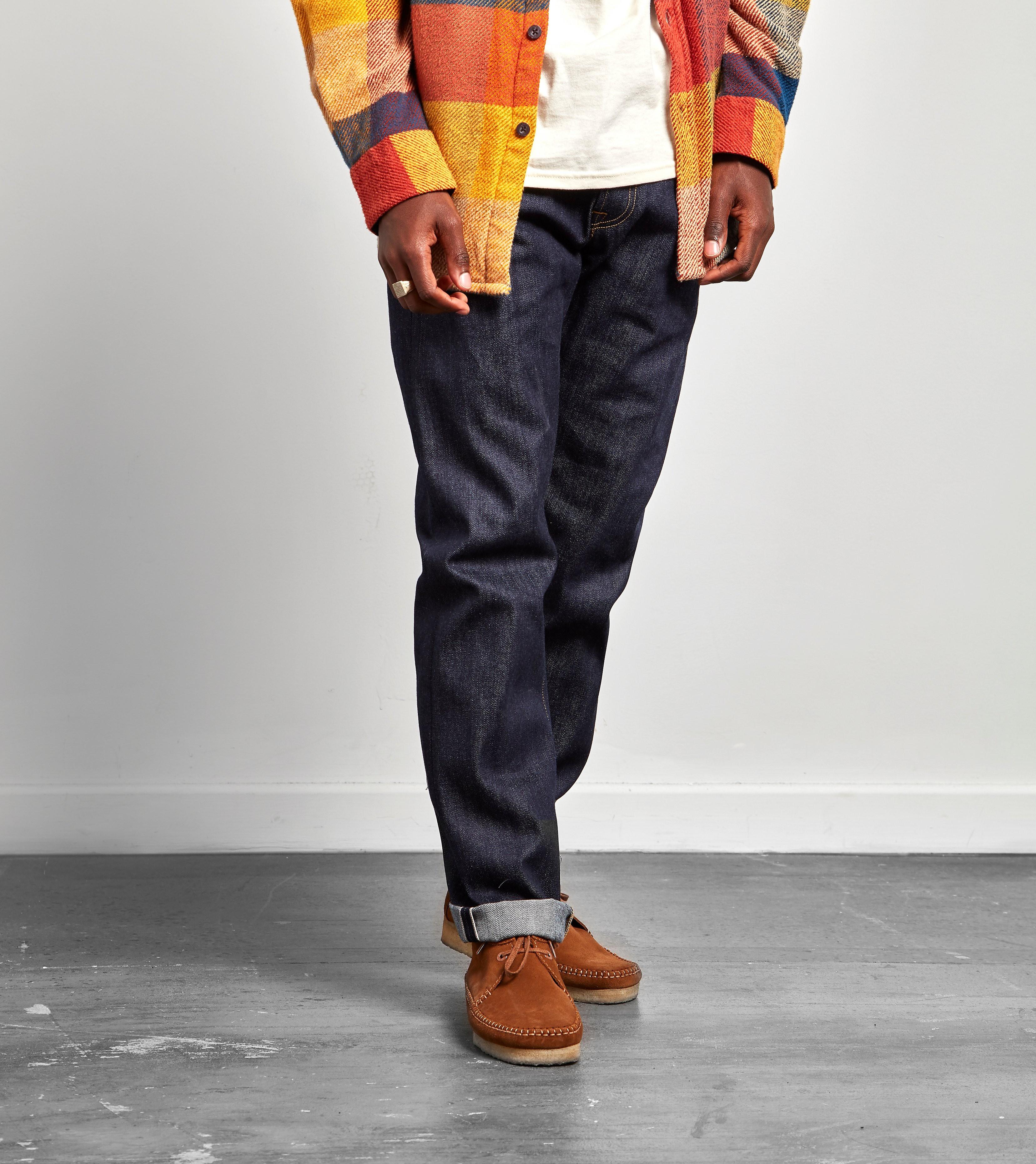 Carhartt WIP Klondike Selvedge Jeans
