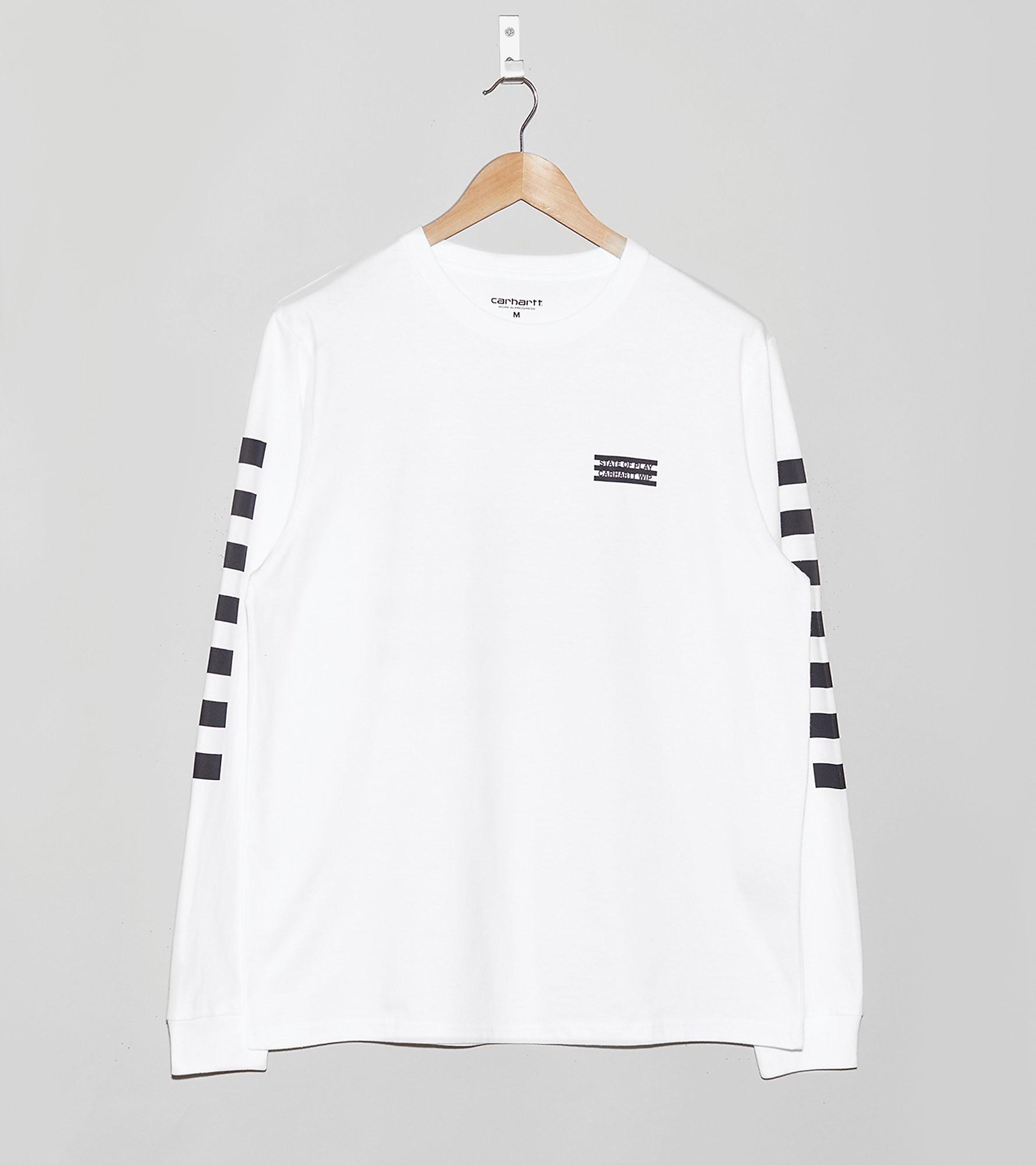 Carhartt WIP Long-Sleeved State T-Shirt