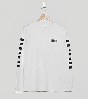 Carhartt WIP Long-Sleeved State T-Shirt