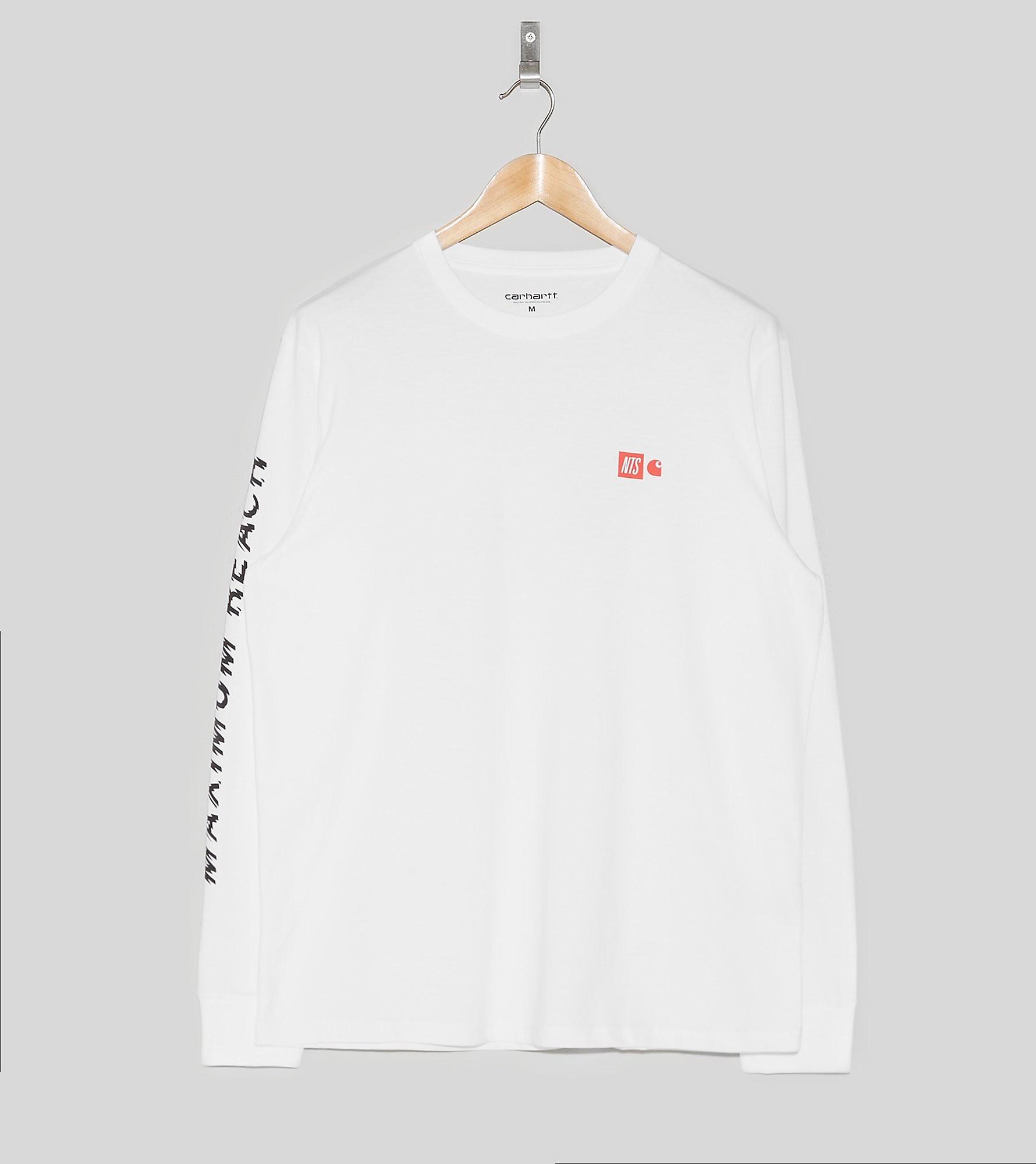 Carhartt WIP x NTS Radio Long-Sleeved Maximum Reach T-Shirt