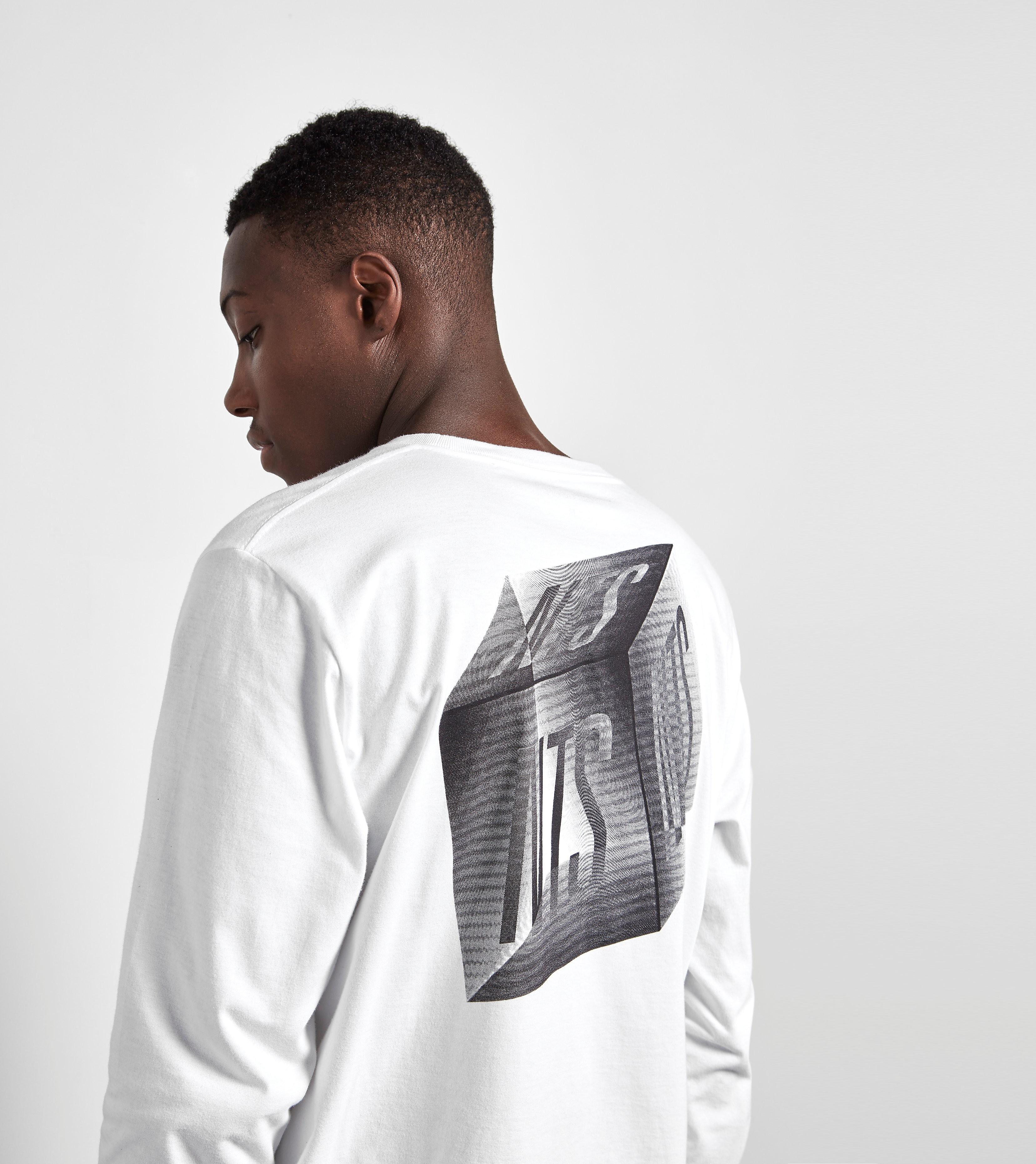 Carhartt WIP x NTS Radio Long-Sleeved Cube T-Shirt