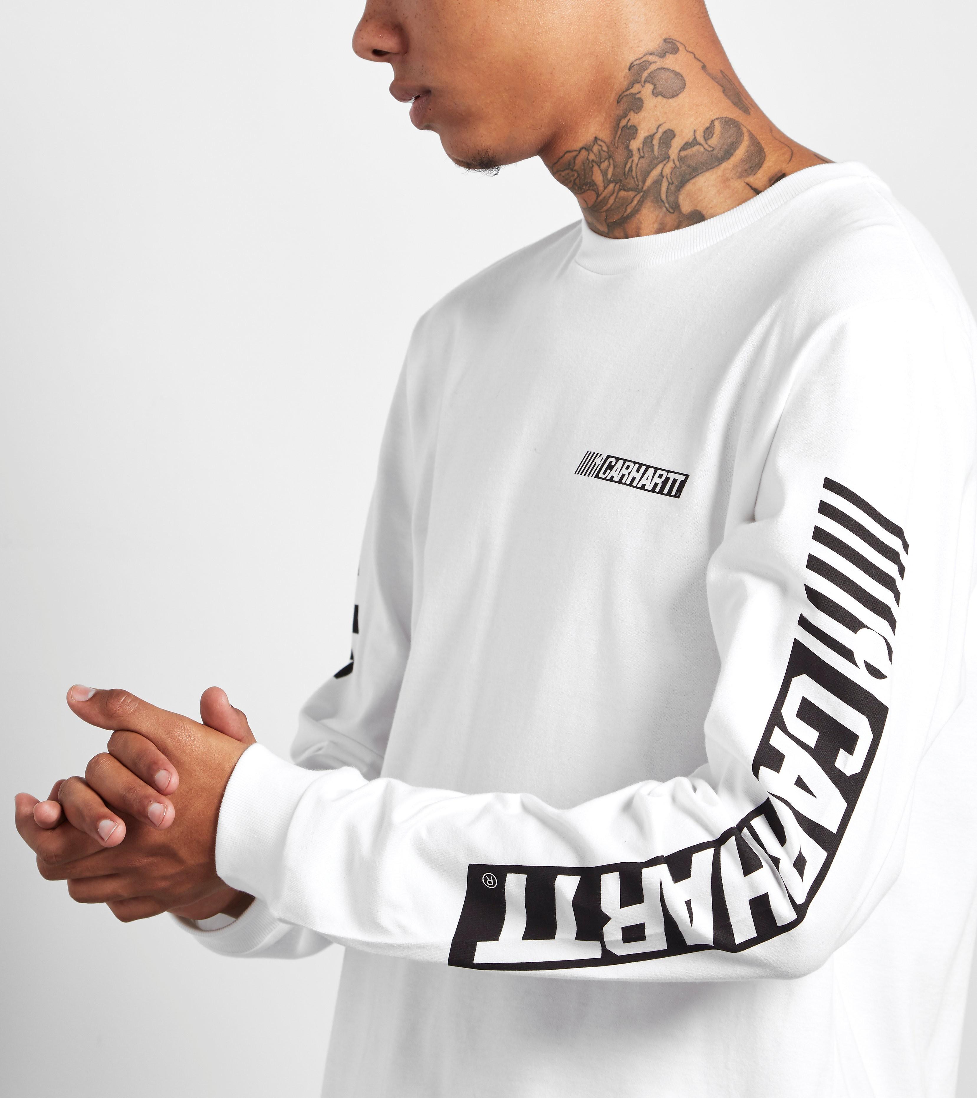 Carhartt WIP Long-Sleeved Cart T-Shirt