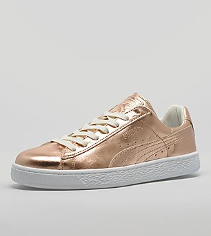 PUMA Basket Metallic Women's