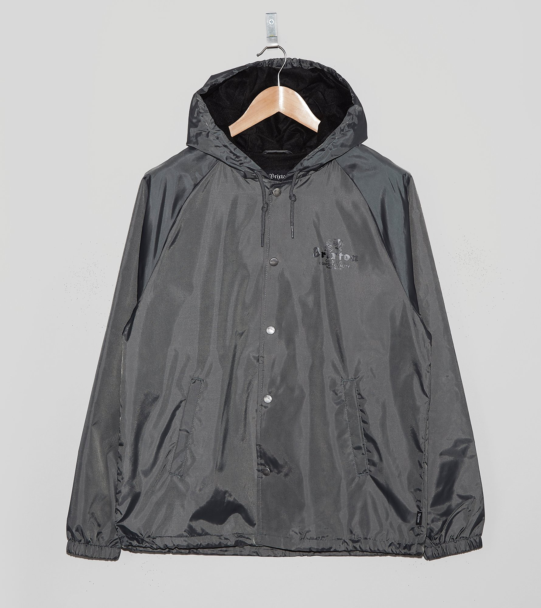Brixton Tanka Hooded Coach Jacket